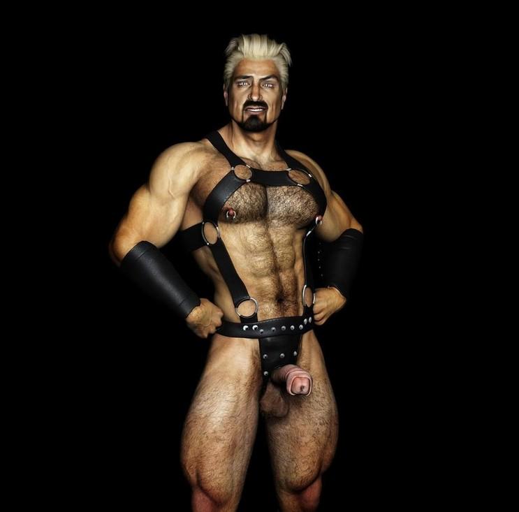 gay porn avatar games