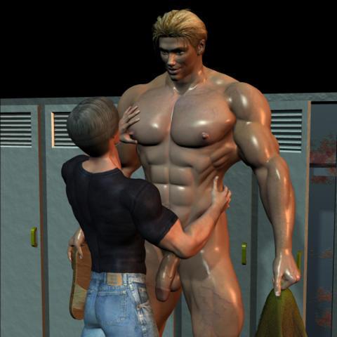 clip bulge wrestling men gay
