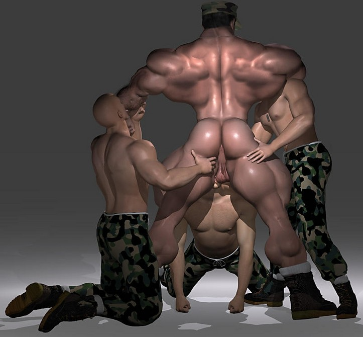 muscle lust gay wrestle sex conquest