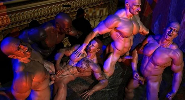 asian gay group sex