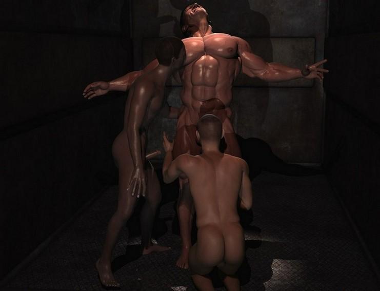 peter black gay porn star