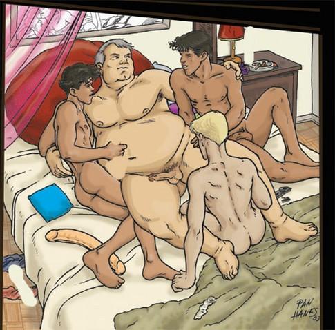 is gay butt sex fun