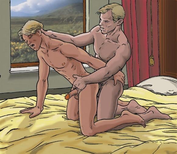 virtual gay male