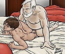 franco gay erotic art