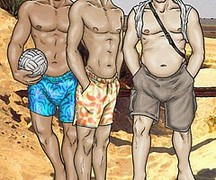 gay male asian stories