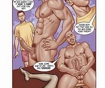 gay men caught