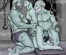 big gay hunks dick